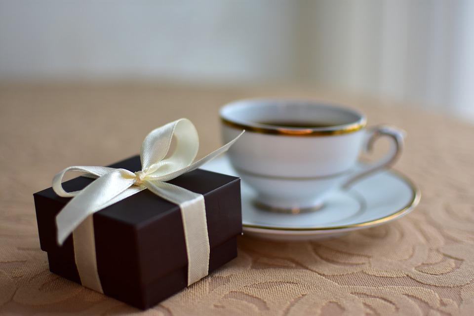Cofee presentkorgar
